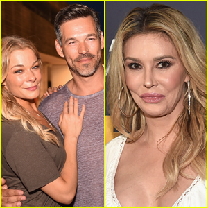 LeAnn Rimes Shares 'Awkward' Family Easter Card with Brandi Glanville, Later Explains Why She Labeled It 'Awkward'