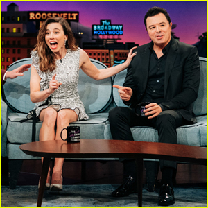 Linda Cardellini Talks Getting Fired From 'Family Guy' While Sitting Next To Seth MacFarlane - Watch!