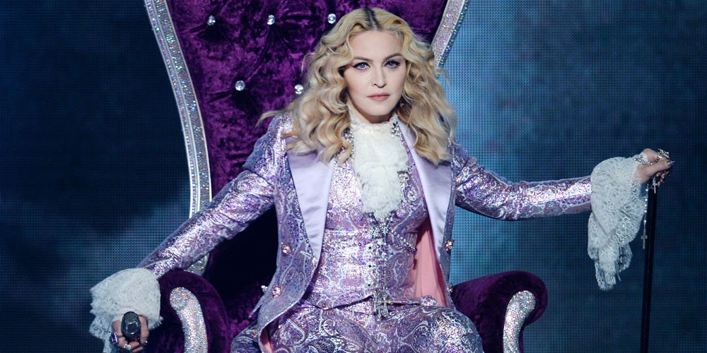 Madonna to Perform New Song at Eurovision 2019 in Israel ...