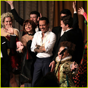 Marc Anthony Gets Honored at Hasty Pudding's Order Of The Golden Sphinx Gala