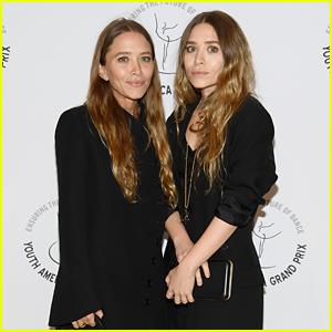 Olsen Twins Make Rare Public Appearance at Youth America Grand Prix Gala