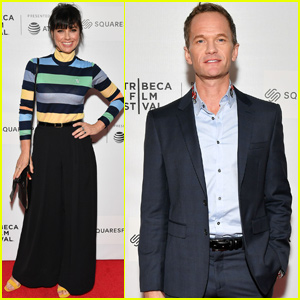 Neil Patrick Harris & Constance Zimmer Attend 'Gay Chorus Deep South' Screening at Tribeca Film Fest