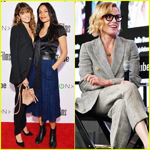 Nikki Reed & Rosario Dawson Team Up for 'Power On' Film Series Premiere!