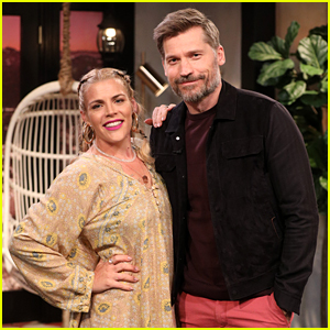 Busy Philipps Grills Nikolaj Coster-Waldau on 'Game of Thrones' Spoilers & Gets Some Dirt!