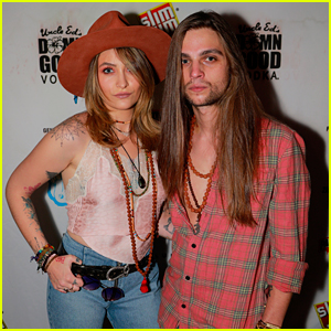 Paris Jackson & Boyfriend Gabriel Glenn Perform at 'Filthy Fangs' Party During Coachella Weekend!