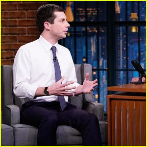 Pete Buttigieg Tells Seth Meyers That Mueller Report Won't 'Change Much' for Trump