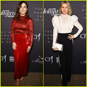 Sophia Bush & Naomi Watts Step Out for Most Powerful People in Media Event