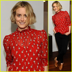 Taylor Schilling Celebrates 'Family' Premiere at 1 Hotel West Hollywood