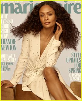 Thandie Newton Speaks Out About Being a Survivor of Abuse