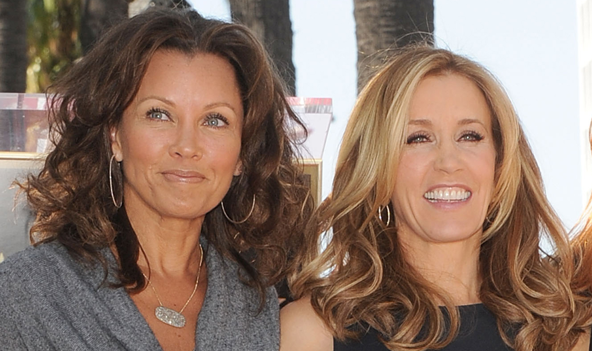 Vanessa Williams Reveals What Felicity Huffman Texted Her After College Admission Scandal