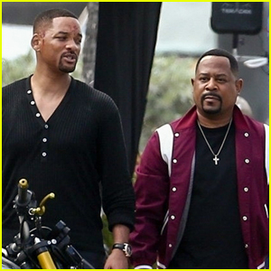 Will Smith & Martin Lawrence Film 'Bad Boys for Life' in Miami