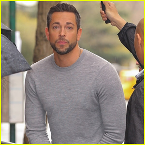 Zachary Levi Opens Up About Mental Health: 'It's The Most Important Thing'