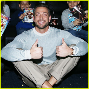Zachary Levi Teams Up with Lollipop Theater Network for 'Shazam!'
