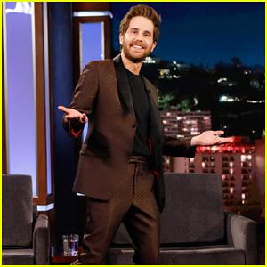 Ben Platt Tells 'Kimmel' He's 'Trying Not To Rush' His Shot at EGOT