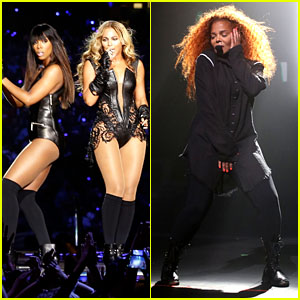 Beyonce & Kelly Rowland Dance in the Crowd at Janet Jackson's Las Vegas Residency!