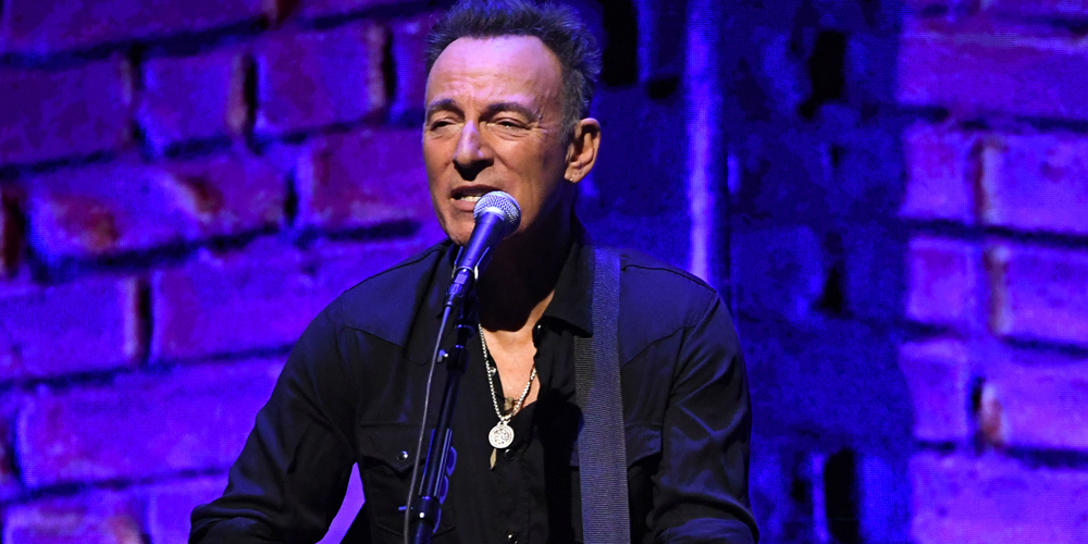 Bruce Springsteen To Record & Tour With E Street Band In