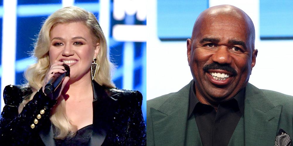 Kelly Clarkson's Talk Show To Replace Steve Harvey's