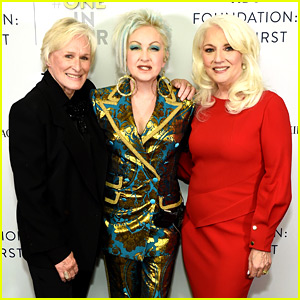 Glenn Close & Lady Gaga's Mom Are Hanging Out Again!