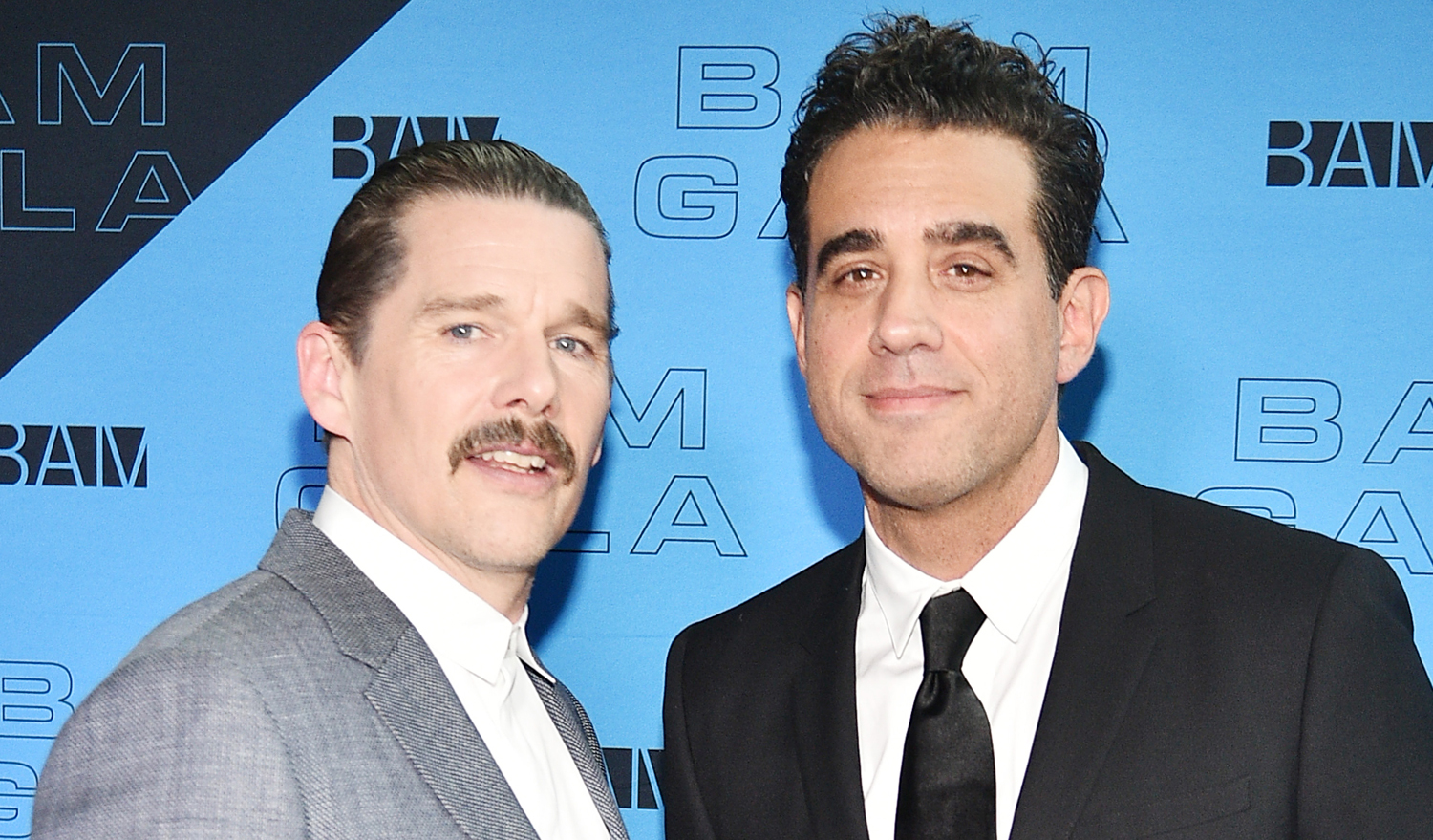 Ethan Hawke & Bobby Cannavale Suit Up for Bam Gala 2019 ...