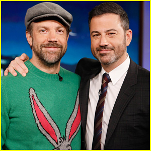 Jason Sudeikis Talks Long Engagement to Olivia Wilde on 'Jimmy Kimmel' - Watch Here!