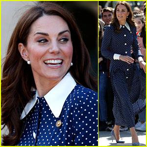 Kate Middleton Visits World War II Code-Breaking Center