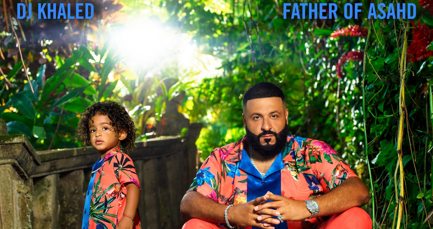 lowest price 4d995 9acdc DJ Khaled's New Album 'Father of Asahd' – Stream & Download ...