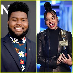 Khalid & Ella Mai Attend the Billboard Music Awards 2019