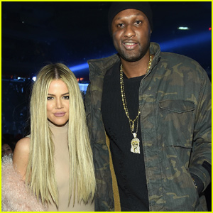 Khloe Kardashian Says She Still Talks to Lamar Odom: 'There's No Bad Blood'