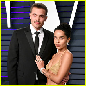 Zoe Kravitz & Karl Glusman Are Married! (Report)
