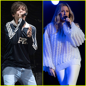 Louis Tomlinson, Ellie Goulding, & More Perform at Radio Concert in Birmingham