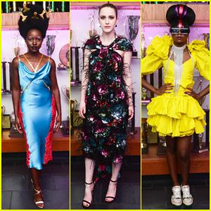 Lupita Nyong'o & Rachel Brosnahan Live It Up at Gucci's Met Gala 2019 After Party!