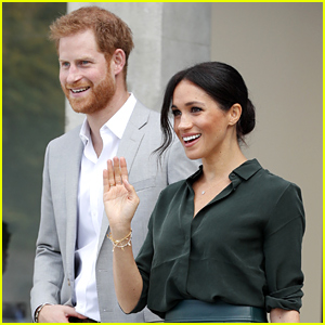 Prince Harry & Meghan Markle Comment on Kensington Palace's Instagram Post