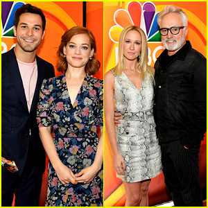 Jane Levy, Anna Camp, & More Stars Celebrate Their New Shows at NBC Upfronts