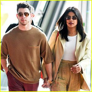 Nick Jonas & Priyanka Chopra End Their Stylish Weekend In Cannes