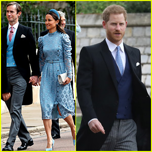 Prince Harry, Pippa Middleton, & More Attend the Latest Royal Wedding!
