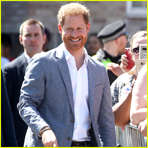 Prince Harry Says He Already 'Can't Imagine Life Without' Son Archie