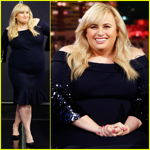 Rebel Wilson Talks Inappropriately Touching Co-Stars Anne Hathaway & Tom Hardy!