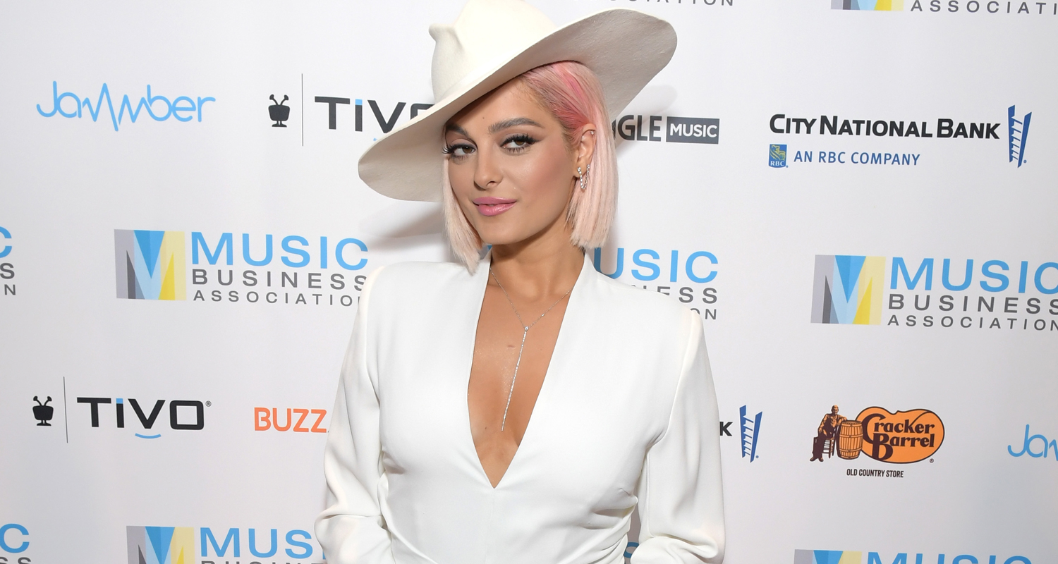 Bebe Rexha Says 'We Need More Women Executives in the Music
