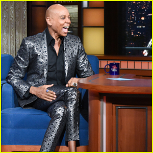 RuPaul Explains Met Gala's 'Camp' Theme on 'Late Show'!