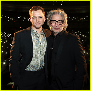 Taron Egerton Confirms Elton John Is a 'Top' in 'Rocketman'