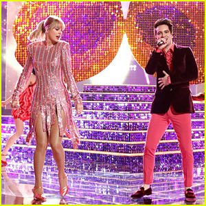 Taylor Swift Performs Her Song 'ME!' on 'The Voice' Finale with Brendon Urie (Video)
