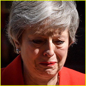 Theresa May Emotionally Announces She Will Resign as UK Prime Minister - Watch!