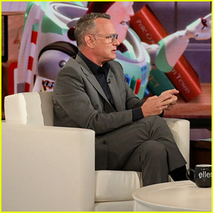 Tom Hanks Says Tim Allen Warned Him About the Emotional Ending of 'Toy Story 4' - Watch!
