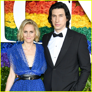 Adam Driver is Supported by Wife Joanne Tucker at Tony Awards 2019
