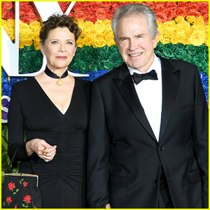 Annette Bening is Supported by Warren Beatty at Tony Awards 2019!