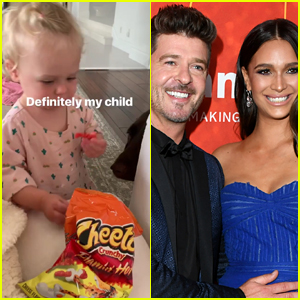 April Love Geary Defends Feeding 16-Month-Old Daughter Flamin' Hot Cheetos