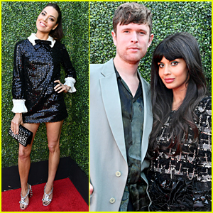 Aubrey Plaza, Jameela Jamil, & James Blake Attend MTV Movie & TV Awards 2019
