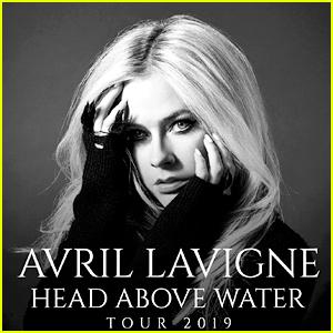 Avril Lavigne Announces Fall 2019 Tour Dates - See the List!