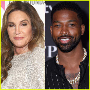 Caitlyn Jenner Leaves Out Tristan Thompson in Father's Day Post