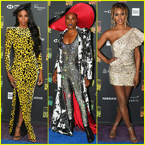 Ciara, Billy Porter & Laverne Cox Celebrate WorldPride NYC 2019 Opening Ceremony!